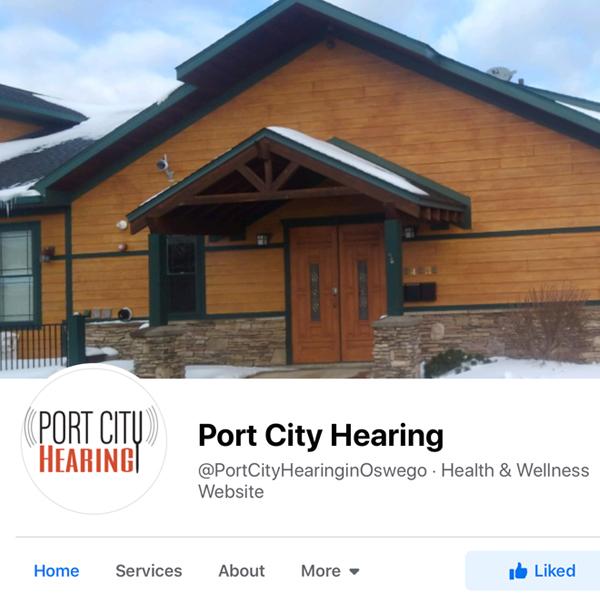 Port City Hearing Facebook