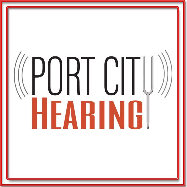 Port City Hearing logo